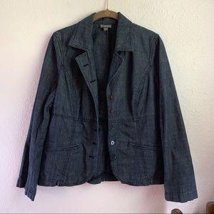 J.Jill denim jacket